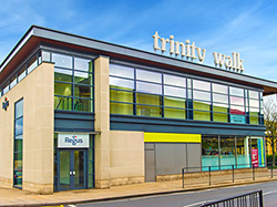 Regus, Trinity Walk, Wakefield
